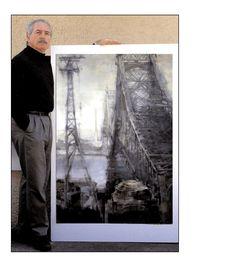 """Antonio Masi. """"Group Exhibition"""" Philadelphia Watercolor Society. Sept. 11 - Oct. 25, 2013."""