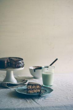 Hazelnut Meal & Chocolate Cake | Souvlaki For The Soul