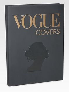 Vogue Covers Coffee Table Book #GiveSaks magazine covers, coffee tables, cover books, fashion books, book collection, vogue magazine, vogue covers, coffee table books, style fashion