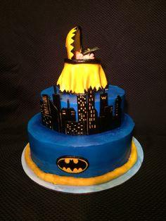 Batman Baby Shower C@Morganau0027s KC