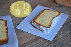 Gluten Free Starbuck's Iced Lemon Pound Cake--make Df
