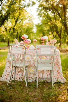 very cute picnic