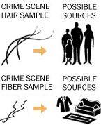 CSI vs Real forensic analysis...