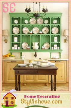 Kitchen Hutch Furniture Ideas