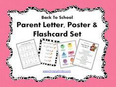 classroom idea, parent pack, pack freebi, parents, b2s parent, simpli kinder, kindergarten, teacher, school idea