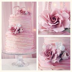 Dusky rose cake - Dusky rose cake