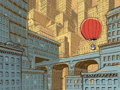 Destinations illustration © Paul Hoppe