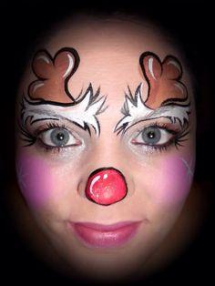 Charity Robbins || simple reindeer