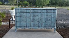 Shabby Cottage Chic French Style Dresser / by SHABBYEUROPEANFLAIR, $795.00