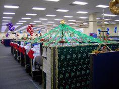 Christmas Tree Desk