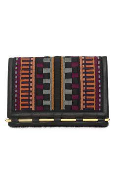 Lizzie Fortunato's Clutch / iPad case.