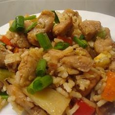 Chinese Chicken Fried Rice I Allrecipes.com