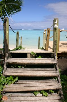 Cook Islands, Island Life tropical waters