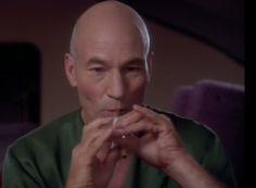 Captain Picard Christmas!