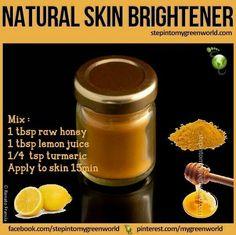 Natural Skin Brightener