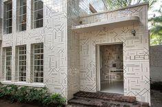 incredible exterior graphic tiles
