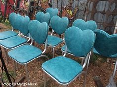 Heart Chairs