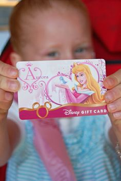 put maia's money on a card all things simple: out and about: 10 tips for Disneyland and travel -- putting a child's spending money on a card for their choice. no change to carry.