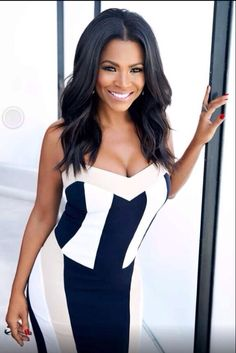 Nia Long is soooo pretty