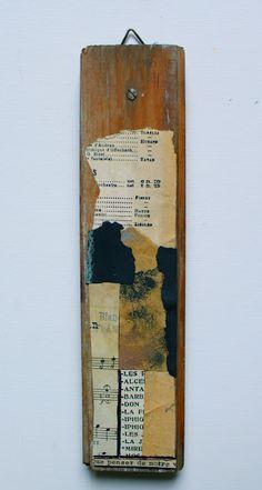 De bois et de papier / Wood and paper
