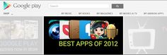 Ancestry app for Android is among Google's Best of the Best of 2012! #genealogy