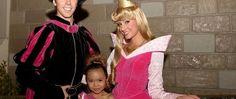 "Walt Disney World: Meeting ""Sleeping Beauty"""