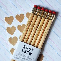 Personal Pencils