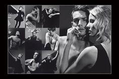 Jose Maria Manzanares by Bruce Weber para Vogue