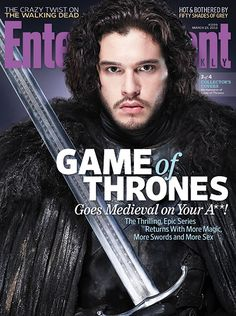 jon snow covering EW