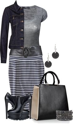 """Untitled #1496"" by lisa-holt ❤ liked on Polyvore"