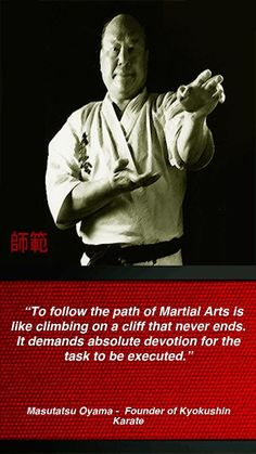 Martial Arts Quotes of Wisdom | Shihan Martial Quotes