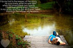 """""""Keeper Of The Stars"""" -Tracy Byrd"""