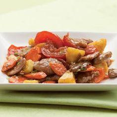 dinner, stirfri recip, pork recipes, sweet, food