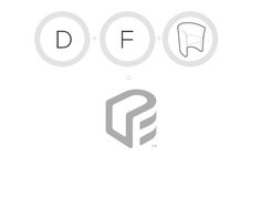 DF logo for an architect specialized in interior design - Concept on Behance