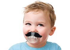 pacifiers, stuff, gift ideas, baby gifts, mustach pacifi, babi, moustaches, thing, kid