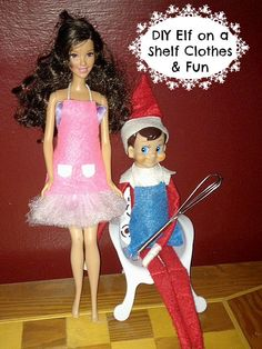 ELF DIY Clothes and