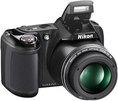 Nikon Coolpix L320: Affordable Long Zoom Camera