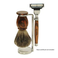 #fathersday #shavingkit Because your dad makes his own shaving cream out of live bears and lava.    Stylish, retro 60s and 70s style for men. Father's Day Gift Ideas.
