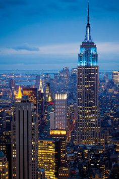 Empire State Building ~ New York