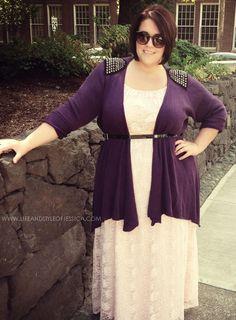 New on the blog! Style Recycle    Life  Style of Jessica Kane { a body acceptance and plus size fashion blog }