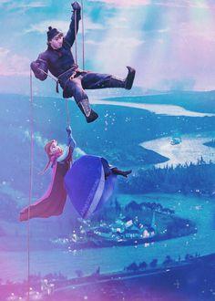 Frozen - Kristoff & Anna