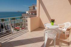 al mar, mar mediterráneo, hotel rh