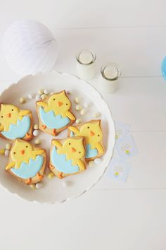 Happy Easter – Adorable Cookies and Printables http://www.sweetstyleblog.com.au/