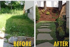 How-to for easy landscaping