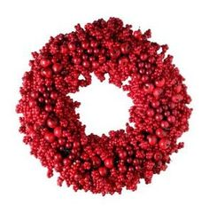 How to Preserve a Cranberry Wreath