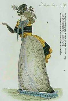Fashion plate | Dec 2, 1791