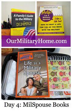 Military Spouse Books