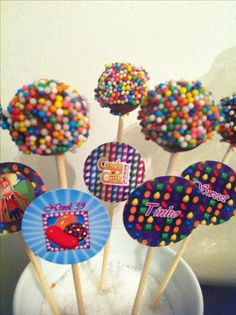 Candy Crush Party ideas!!!