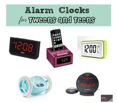 Best Alarm Clocks fo
