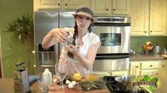 Shoshanna's Kitchen - Episode 48 - Organic Toners, via YouTube.